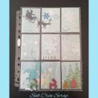 Pocket Letter des 4 saisons – L'hiver